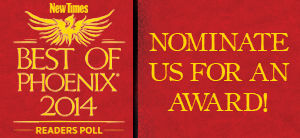 Best of Phoenix 2014 logo